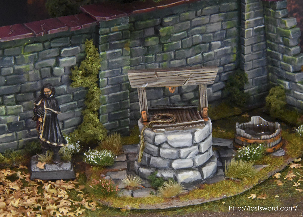 New and Old scenery. - Page 12 Pozo-Warhammer-Water-Well-Fantasy-Scenery-Mordheim-1650-Modelling-How-Scultp-12