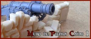 Supersculpey-Portada-Piedra-Muro-Caído-Valla-Fence-Wall-Stone-Wargames-Warhammer-Escenografia-Scenery-Wargames-