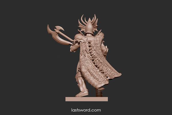 And Now Undeads! (kickstarter) - Page 2 Ulthuan-Elven-Dragon-Prince-Blade-Warhammer-highelf-highborn-02