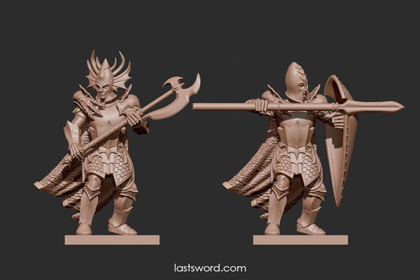 sisters - Now Sisters of Serens - LastSword Miniatures. - Page 2 Ulthuan-Elven-Dragon-Prince-Blade-Warhammer-highelf-highborn-03