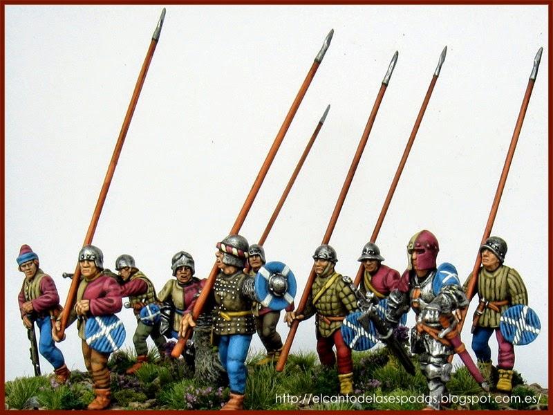 mercenarios-escoceses-scots-mercenaries-perry-miniatures-capitan-Blood-pikes-piqueros-2