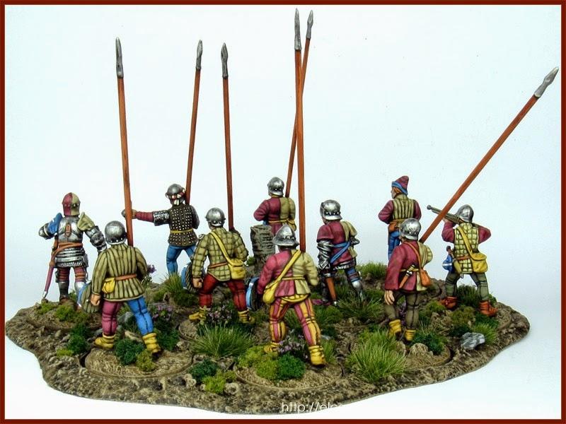 mercenarios-escoceses-scots-mercenaries-perry-miniatures-capitan-Blood-pikes-piqueros-4